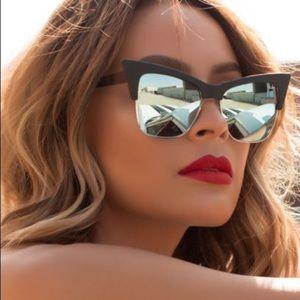Desi Perkins X Quay TYSM Sunglasses